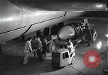 Image of B-36 Peacemaker aircraft Fort Worth Texas USA, 1949, second 3 stock footage video 65675060038