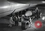 Image of B-36 Peacemaker aircraft Fort Worth Texas USA, 1949, second 5 stock footage video 65675060038