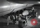 Image of B-36 Peacemaker aircraft Fort Worth Texas USA, 1949, second 6 stock footage video 65675060038