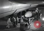 Image of B-36 Peacemaker aircraft Fort Worth Texas USA, 1949, second 7 stock footage video 65675060038