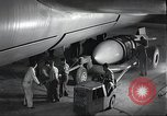 Image of B-36 Peacemaker aircraft Fort Worth Texas USA, 1949, second 8 stock footage video 65675060038
