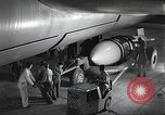 Image of B-36 Peacemaker aircraft Fort Worth Texas USA, 1949, second 10 stock footage video 65675060038