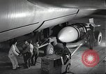 Image of B-36 Peacemaker aircraft Fort Worth Texas USA, 1949, second 11 stock footage video 65675060038