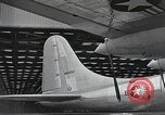 Image of B-36 Peacemaker aircraft Fort Worth Texas USA, 1949, second 6 stock footage video 65675060039