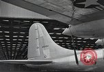 Image of B-36 Peacemaker aircraft Fort Worth Texas USA, 1949, second 7 stock footage video 65675060039