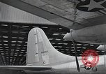 Image of B-36 Peacemaker aircraft Fort Worth Texas USA, 1949, second 10 stock footage video 65675060039