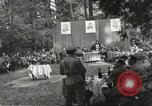 Image of Major General Albert E Brown Protivin Czechoslovakia, 1945, second 4 stock footage video 65675060045