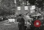 Image of Major General Albert E Brown Protivin Czechoslovakia, 1945, second 5 stock footage video 65675060045