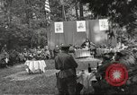 Image of Major General Albert E Brown Protivin Czechoslovakia, 1945, second 6 stock footage video 65675060045