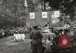 Image of Major General Albert E Brown Protivin Czechoslovakia, 1945, second 7 stock footage video 65675060045