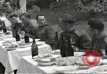 Image of Major General Albert E Brown Protivin Czechoslovakia, 1945, second 9 stock footage video 65675060045