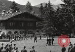 Image of Major General Maxwell D Taylor Berchtesgaden Germany, 1945, second 12 stock footage video 65675060047
