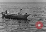 Image of fishermen United States USA, 1942, second 4 stock footage video 65675060050