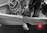 Image of fishermen United States USA, 1942, second 6 stock footage video 65675060050
