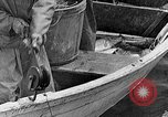 Image of fishermen United States USA, 1942, second 10 stock footage video 65675060050