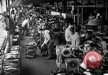 Image of shoe manufacturing plant United States USA, 1942, second 12 stock footage video 65675060053