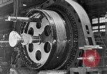 Image of electric motor manufacturing United States USA, 1942, second 4 stock footage video 65675060055