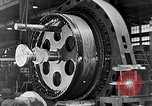 Image of electric motor manufacturing United States USA, 1942, second 10 stock footage video 65675060055