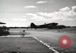 Image of United States Marine Air Group 15 Ewa Marine Corps Air Station Hawaii USA, 1947, second 6 stock footage video 65675060063