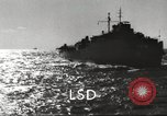 Image of United States Dock Landing Ship United States USA, 1953, second 7 stock footage video 65675060074