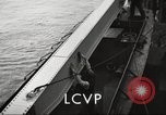 Image of United States Landing Craft Vehicle Personnel United States USA, 1953, second 11 stock footage video 65675060080