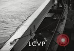 Image of United States Landing Craft Vehicle Personnel United States USA, 1953, second 12 stock footage video 65675060080