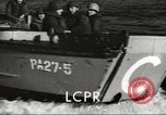 Image of United States Landing Craft Personnel Ramp United States USA, 1953, second 9 stock footage video 65675060081