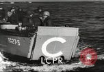 Image of United States Landing Craft Personnel Ramp United States USA, 1953, second 11 stock footage video 65675060081
