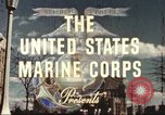 Image of Marine Corps Honor Guard New York City USA, 1946, second 7 stock footage video 65675060087