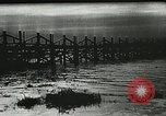 Image of German defenses on English Channel and Atlantic coast Normandy France, 1944, second 11 stock footage video 65675060091
