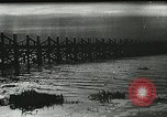 Image of German defenses on English Channel and Atlantic coast Normandy France, 1944, second 12 stock footage video 65675060091