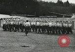 Image of Allied troops training for D-day invasion Devon England, 1944, second 9 stock footage video 65675060094