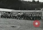 Image of Allied troops training for D-day invasion Devon England, 1944, second 10 stock footage video 65675060094