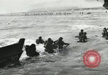 Image of Allied troops invade Normandy on D-Day Normandy France, 1944, second 4 stock footage video 65675060098
