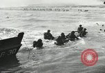 Image of Allied troops invade Normandy on D-Day Normandy France, 1944, second 5 stock footage video 65675060098