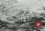 Image of The Battle of Caen in World War II Caen France, 1944, second 8 stock footage video 65675060102