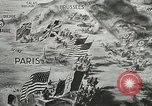 Image of Allies advance through Europe into Germany in World War II Europe, 1945, second 2 stock footage video 65675060108