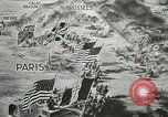 Image of Allies advance through Europe into Germany in World War II Europe, 1945, second 3 stock footage video 65675060108