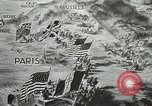 Image of Allies advance through Europe into Germany in World War II Europe, 1945, second 5 stock footage video 65675060108