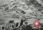 Image of Allies advance through Europe into Germany in World War II Europe, 1945, second 6 stock footage video 65675060108