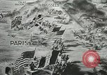 Image of Allies advance through Europe into Germany in World War II Europe, 1945, second 7 stock footage video 65675060108