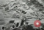 Image of Allies advance through Europe into Germany in World War II Europe, 1945, second 8 stock footage video 65675060108