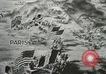 Image of Allies advance through Europe into Germany in World War II Europe, 1945, second 10 stock footage video 65675060108