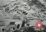 Image of Allies advance through Europe into Germany in World War II Europe, 1945, second 11 stock footage video 65675060108