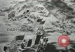 Image of Allies advance through Europe into Germany in World War II Europe, 1945, second 12 stock footage video 65675060108
