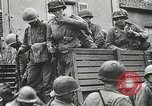 Image of Allied troops France, 1944, second 8 stock footage video 65675060111
