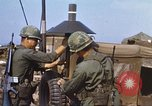 Image of 3rd Brigade 82nd Airborne Division soldiers Phu Bai Hue Vietnam, 1968, second 2 stock footage video 65675060120