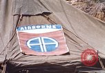 Image of 3rd Brigade 82nd Airborne Division Phu Bai Hue Vietnam, 1968, second 2 stock footage video 65675060121