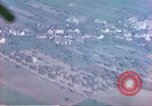 Image of strafing German town Germany, 1945, second 9 stock footage video 65675060138