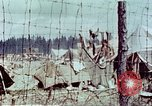 Image of Former POW American airmen at German Stalag 7A prison camp Moosburg Germany, 1945, second 4 stock footage video 65675060144